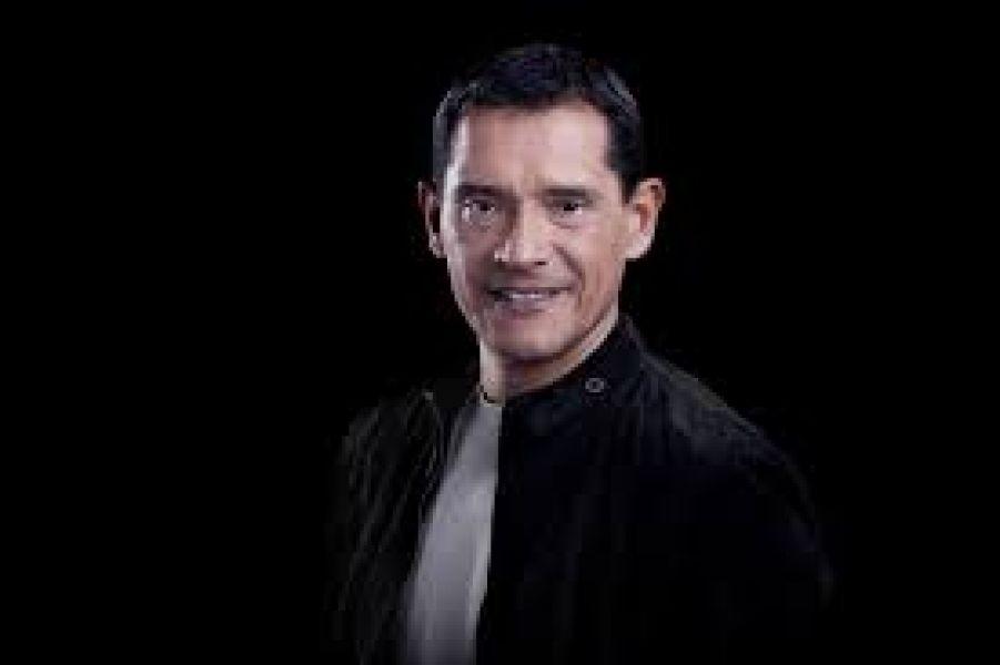Rubén Ehizaguirre, vocalista de Los Nocheros.