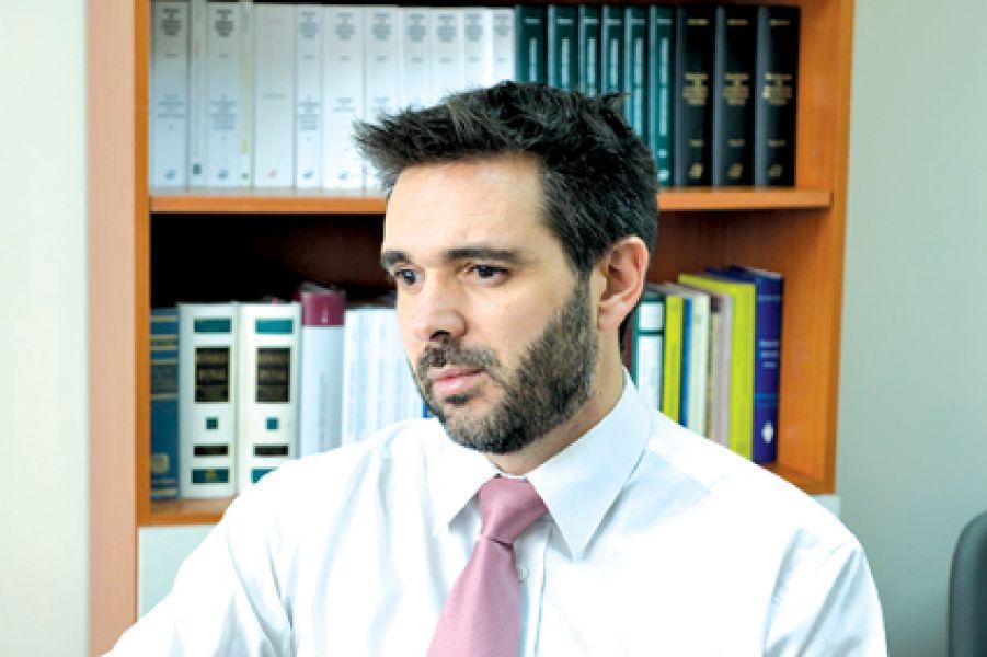 Fiscal penal Rodrigo González Miralpeix.