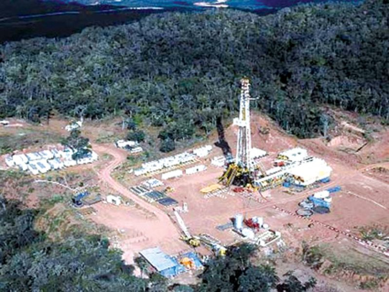 Hay una serie de pozos gasíferos que podrían reactivarse, luego de estar sellados por décadas.