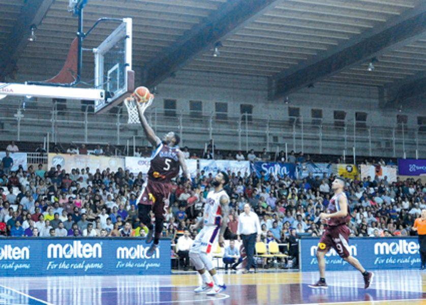 Salta Basket, irá por su tercera victoria en la Liga Nacional cuando reciba esta noche a Hispano Americano de Río Gallegos.