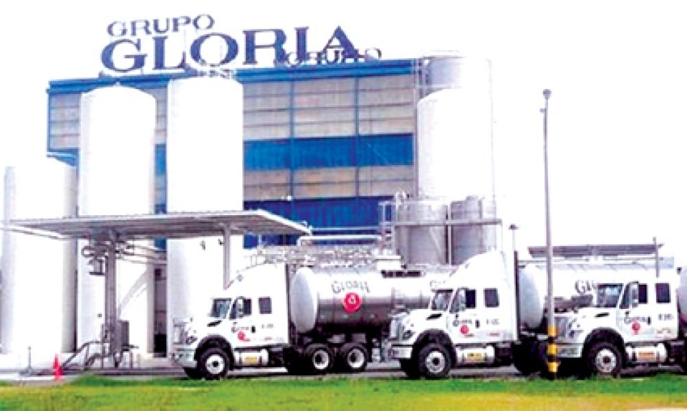 La sede en Lima, Perú del grupo Gloria que maneja el Ingenio San Isidro.