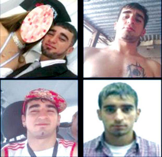 """Héctor Mauricio Albornoz, conocido en el barrio 20 de Febrero como """"Kevin"""", es buscado por un homicidio."""