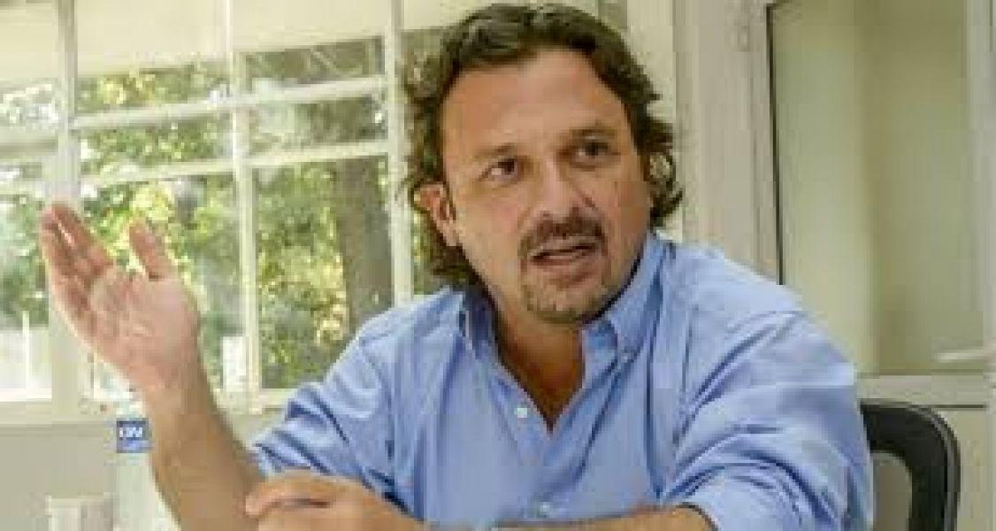 En los últimos días trascendieron audios con amenazas al intendente Gustavo Sáenz.