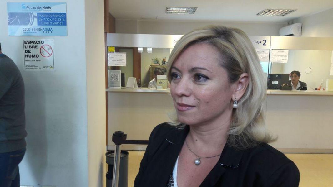 """""""Queremos información clara sobre lo que se va a hacer este año para mejorar el servicio"""", dijo Frida Fonseca, Defensora del Pueblo."""