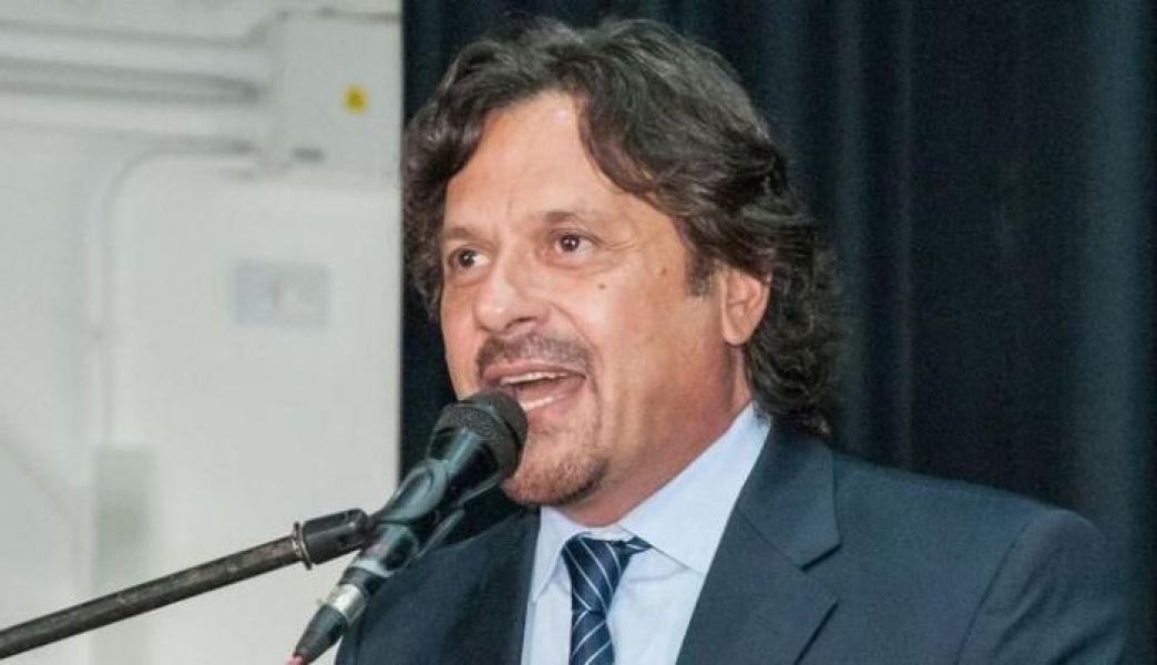 """Gustavo Sáenz, sobre la reforma de la Constitución dijo que no es el momento, aunque consideró ´""""es necesario hacerla""""."""
