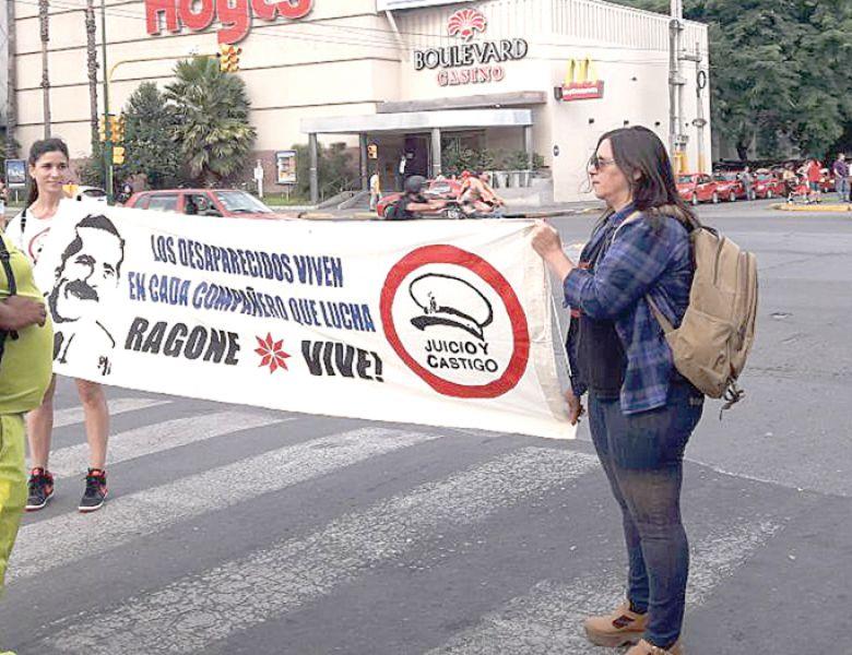 Con actos conmemorativos e intervenciones sobre su desaparición recordaron en Salta al ex gobernador Miguel Ragone.