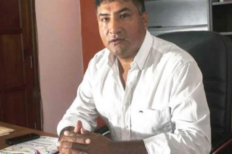 """La acción de inconstitucionalidad fue promovida por el intendente Fernando """"Kila"""" Gonza."""