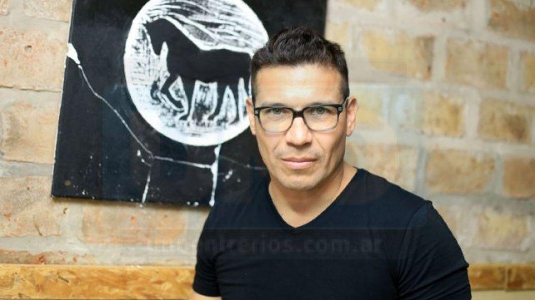 """Sergio """"Maravilla"""" Martínez."""