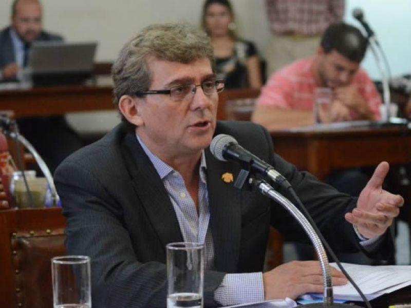 El diputado Tomás Rodríguez, sostuvo que aún no fue notificado de la denuncia de su ex pareja por violencia de género.