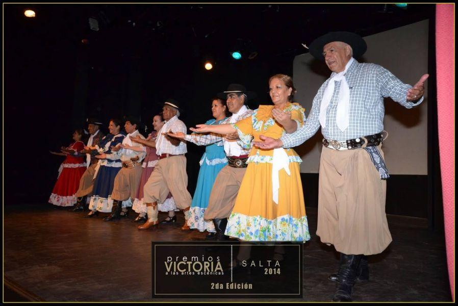 """""""Salta a puro baile"""",danzas folclóricas, tradición Salteña. Ballet Oficial de la Academia del Folclor de Salta."""