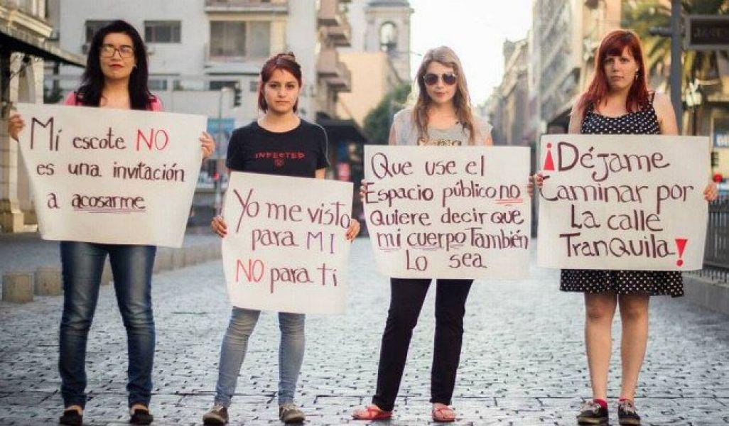 Diputados declaró que la semana provincial contra el acoso sexual callejero entre el 12 al 18 de abril de cada año.