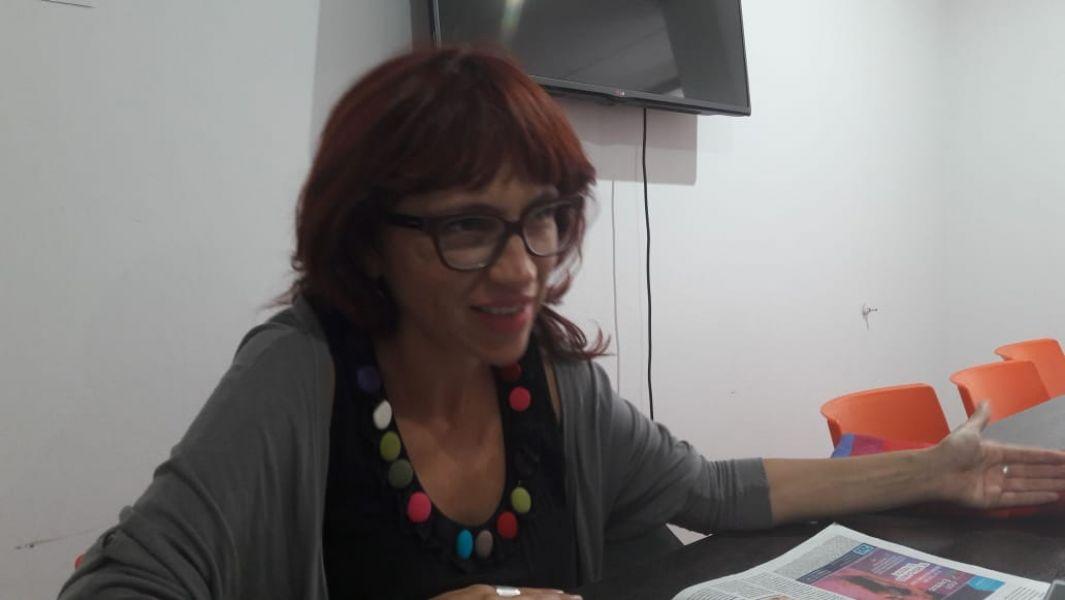 """Que Salta sea la primera provincia con mayor cantidad de egresos, demuestra que falló todo en la prevención del aborto"""", dijo Patricia González Prado."""
