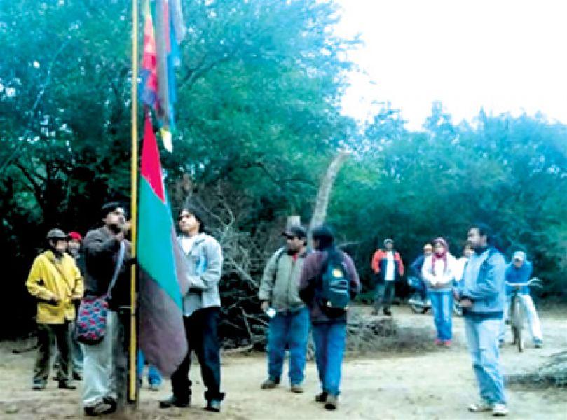 En mayo de 2017, un congreso en Misión Chaqueña trató sobre territorios.