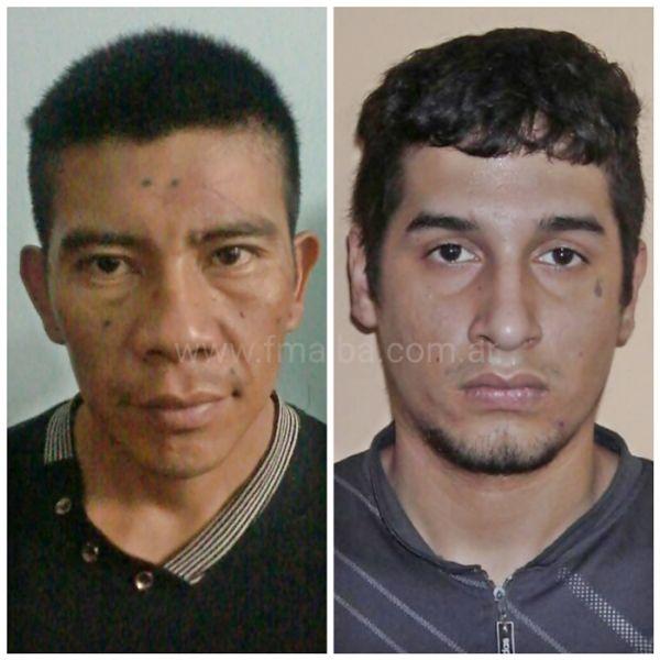 Bulacia y Herbas violentaron los barrotes de la ventana de su celda y se fugaron de la cárcel de Tartagal.