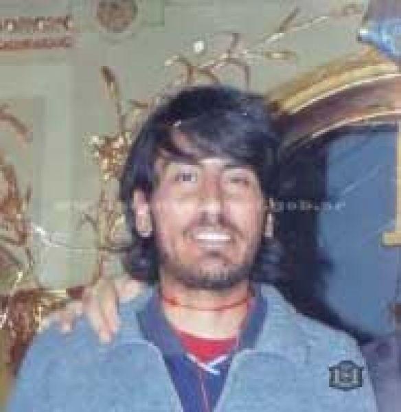 Juan Elías García Pinto de 33 años, falta a su hogar desde el jueves 3 de mayo.