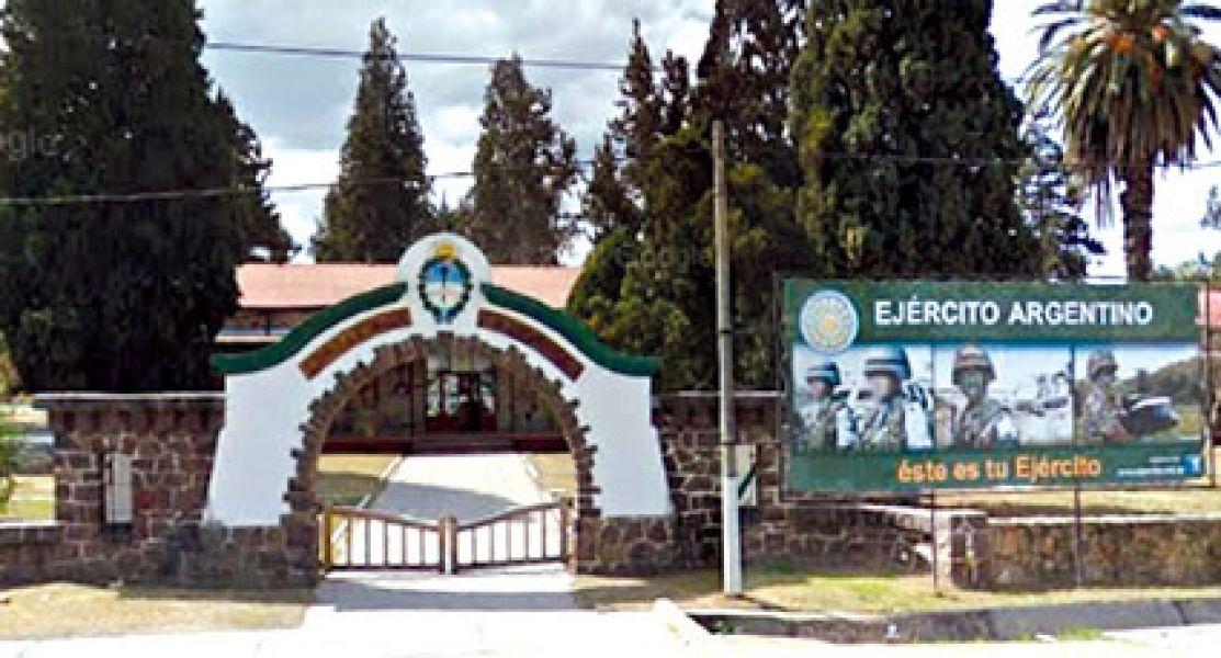En el Ejército funcionó un centro clandestino de detención y torturas.