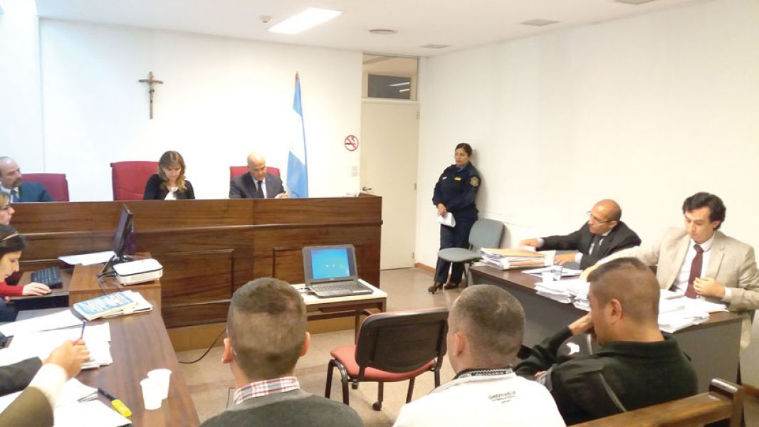 Quinta audiencia en el juicio contra los asesinos de los ancianos.