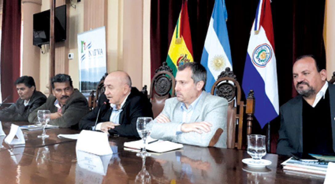 "Lanzaron ""Plan deadaptación al Cambio Climático"" para municipios de Santa Victoria Este, Rivadavia banda Norte y Sur."