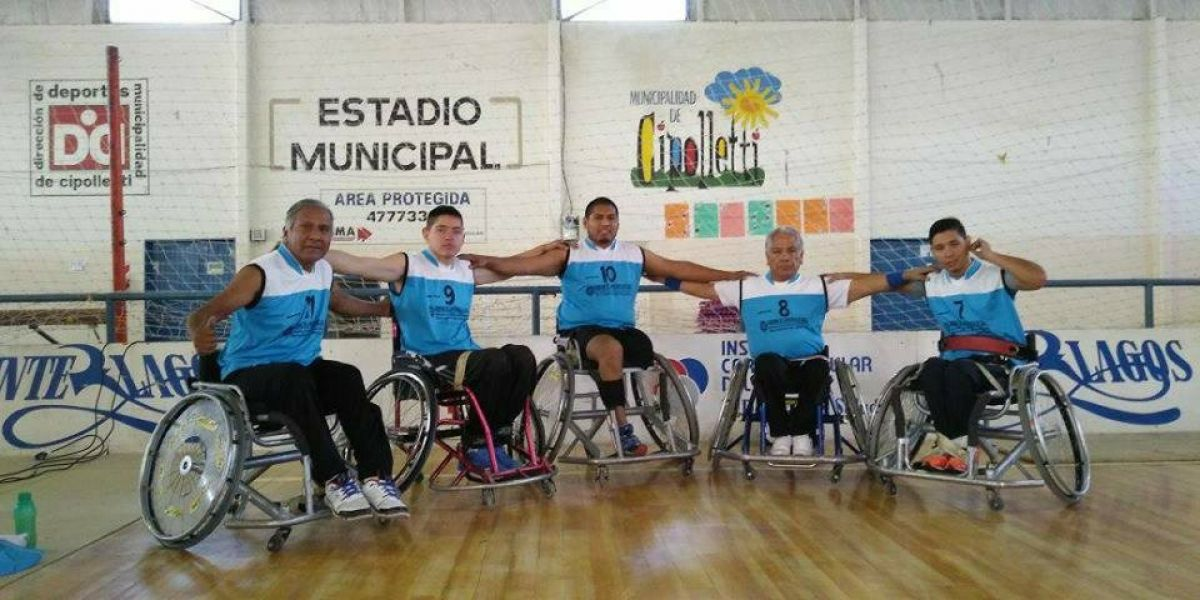 Equipo de ALSA, que clasificò a la Liga Nacional C.