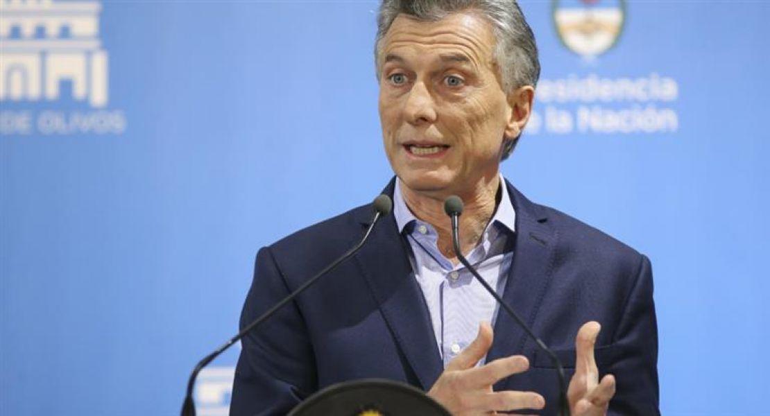 El presidente ayer en Olivos evadió responder sobre si hay alguna medida concreta de acuerdo para la baja del déficit.