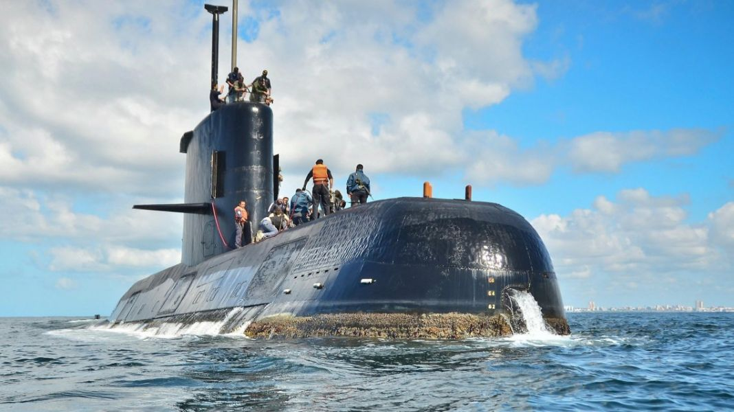 Submarino ARA San Juan, al desaparecer llevaba 44 tripulantes, 6 de ellos salteños.
