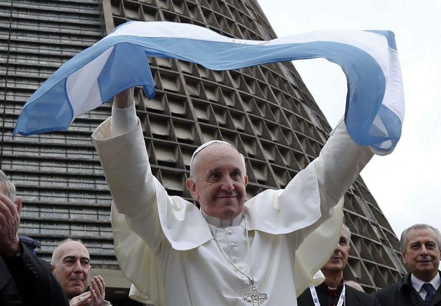 La selección viajará al mundial de Rusia sin la bendición del Papa Francisco por un desplante. Hay enojo en el Vaticano.