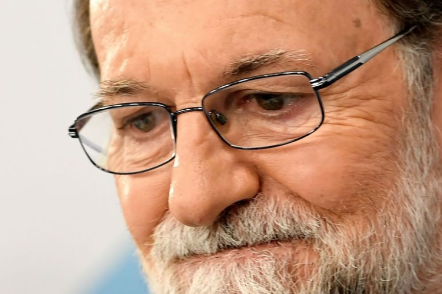 Rajoy se fue del Gobierno de España y de la presidencia del PP, sacudido en los últimos años por una cascada de escándalos de corrupción.