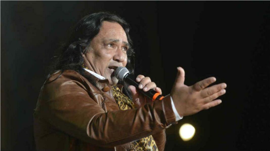 El santiagueño Sergio Galleguillo que junto al Chaqueño Palavecino son las figuras centrales del festival más grande que tiene Vaqueros.