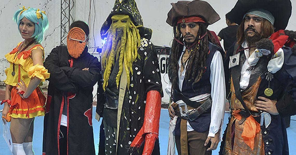 Comics, videojuegos, concursos de cosplay y k-pop, incluye la propuesta de Saltanimé 2018 en el Micro Delmi.