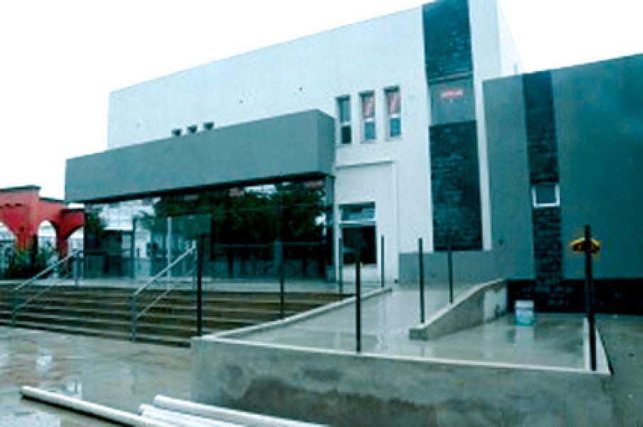 Teatro Municipal, donde se dictará el taller el próximo lunes.