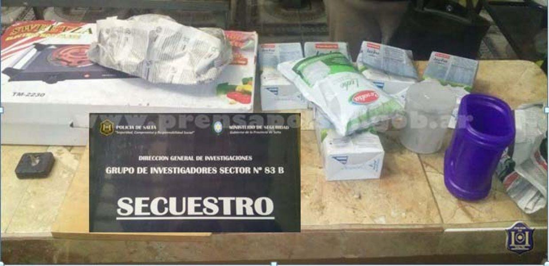 Los objetos robados en la escuela fueron recuperados en lugares de venta.