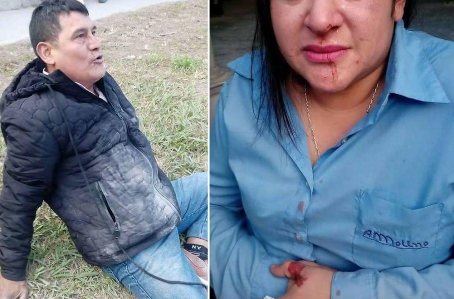 Víctor Wilfredo Calle, el hombre detenido por la golpiza a una chofer de Saeta, sorprendió con su relato sobre cómo y por qué le pegó.