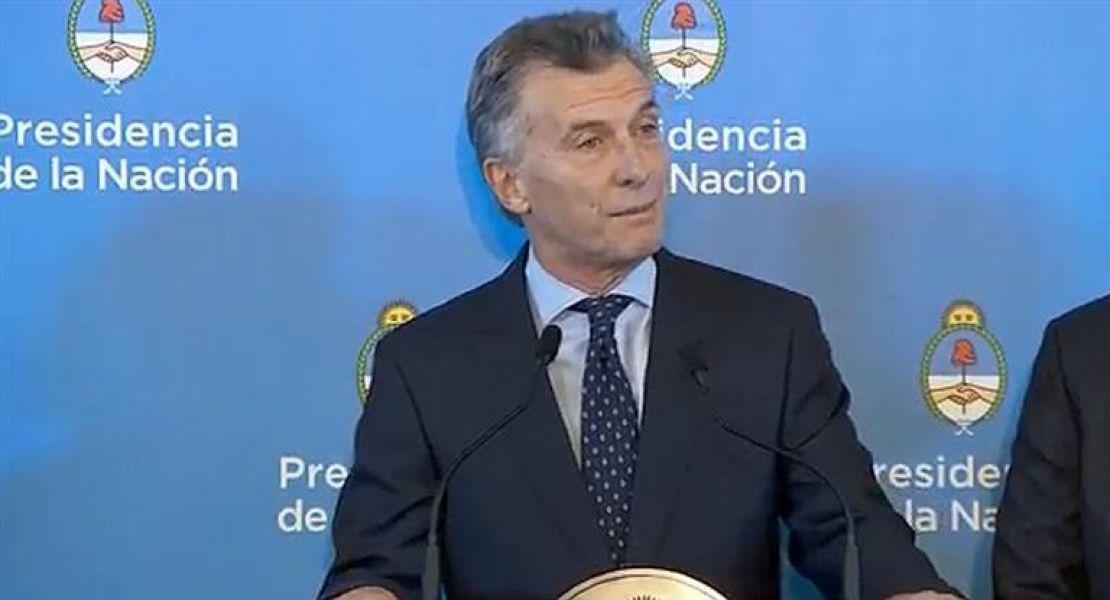 Mauricio Macri presentó un plan que contempla la creación de 94 nuevos juzgados federales.