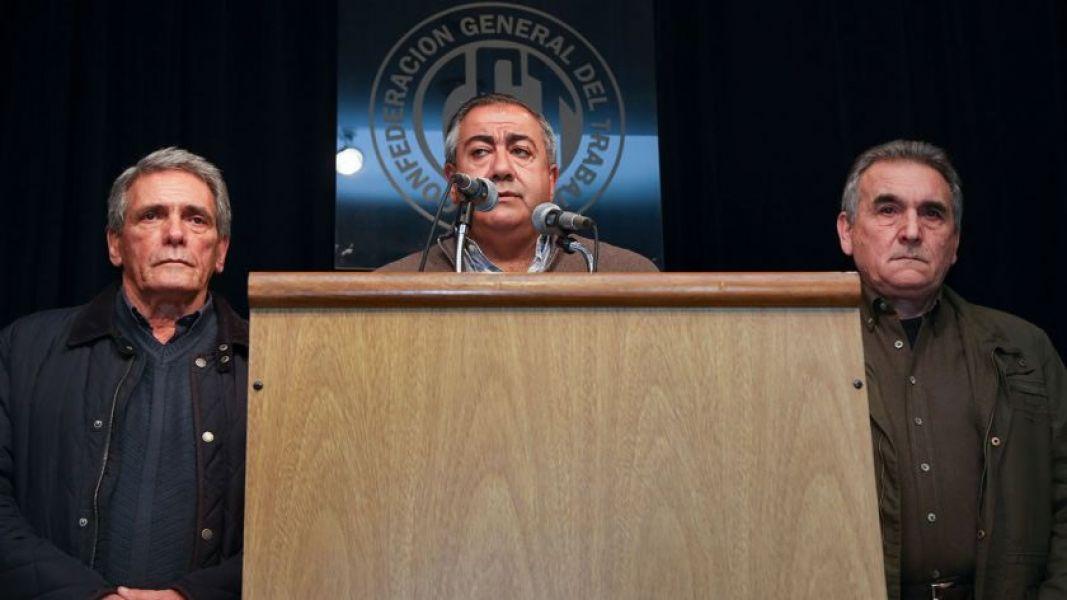 """""""Las paritarias no pueden tener techo cuando la inflación, según los pronósticos, será del 25%"""", remarcó Daher a la prensa."""