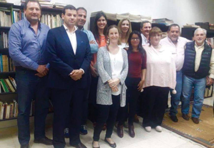 Convencionales constituyentes de San Lorenzo esperan la aprobación de la Carta Orgánica para limitar el mandado de cargos.