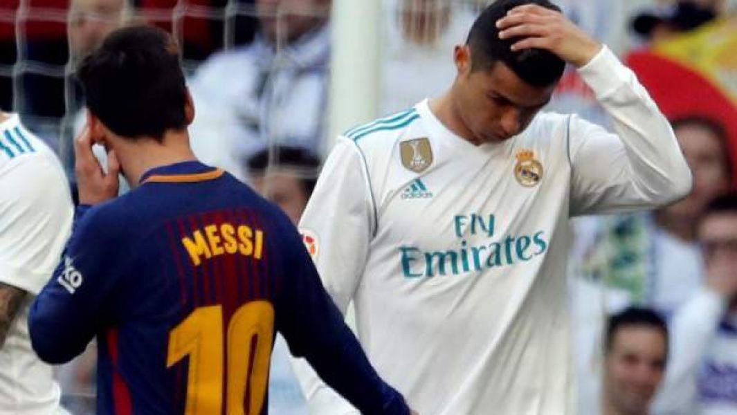 Un ex compañero de Cristiano aseguró que el portugués tiene una obsesión con Messi.