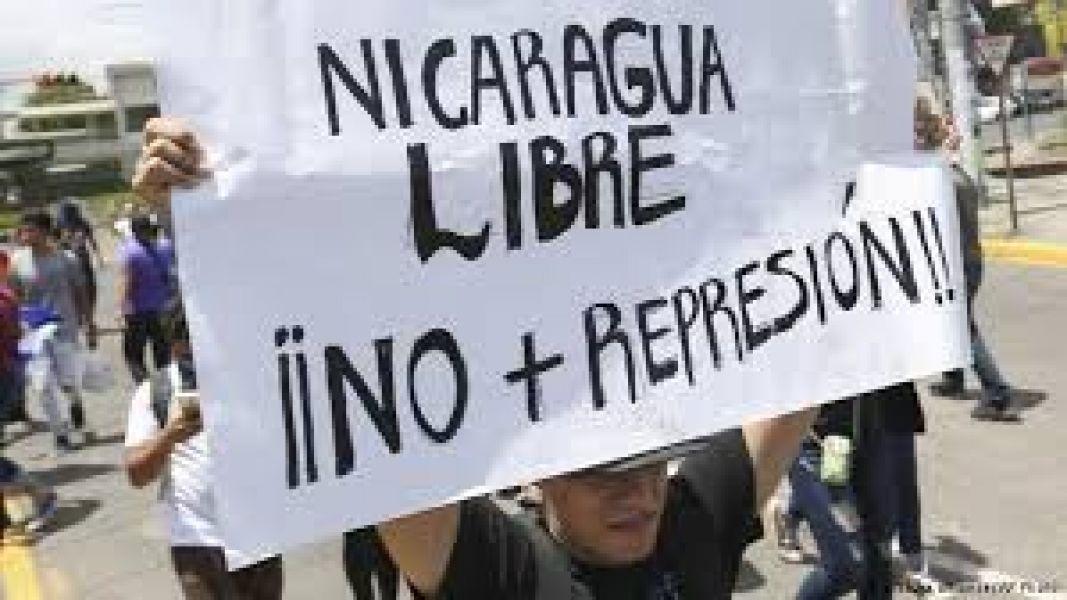 Las represiones del presidente Ortega dejaron como saldo más de 300 muertos
