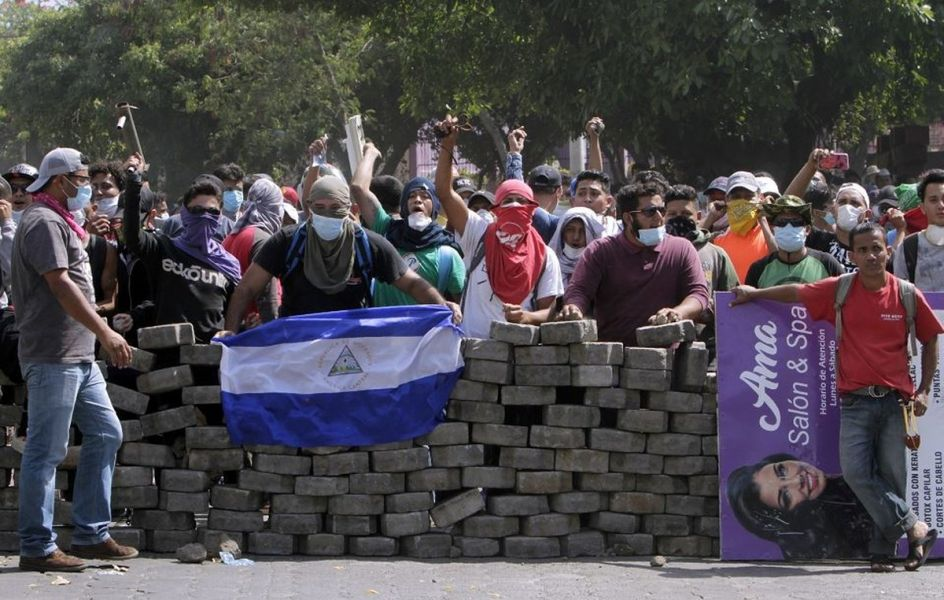 Una serie de conflictos sacuden al gobierno de Nicaragua.