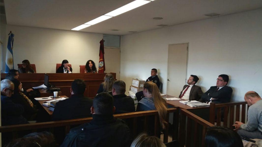 El Tribunal luego de los alegatos emitirá hoy el veredicto que podría condenar a Sebastián Lobardero Salas.