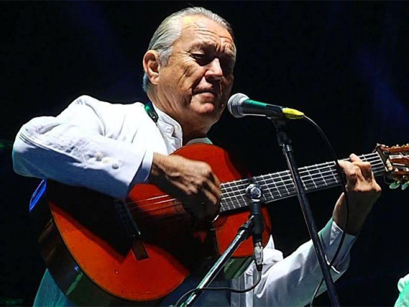 Pancho Figueroa cantará en Salta y compartirá el escenario de la Casa de la Cultura junto al armoniquista Fabricio Rodríguez
