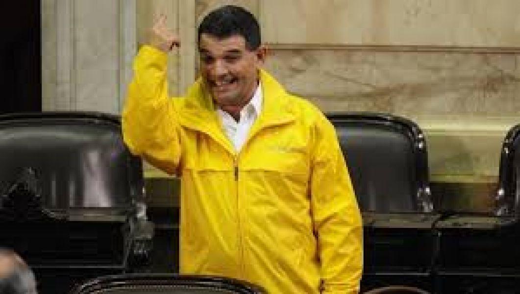 Alfredo Olmedo diputado nacional por Salta (Salta somos todos) .