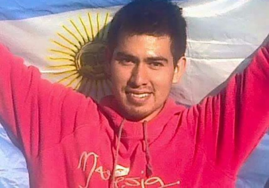 El crimen de Lucas Correra conmovió a los salteños, su cuerpo sin vida fue hallado detrás del Hospital San Bernardo.