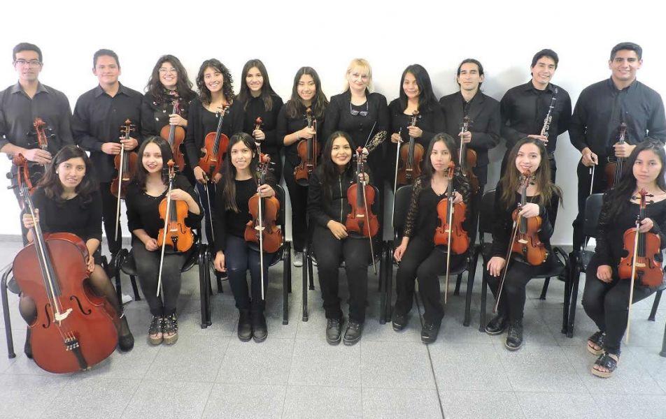 La Camerata Stradivari presentará un concierto sinfónico las melodías de las canciones más populares del repertorio tropical.
