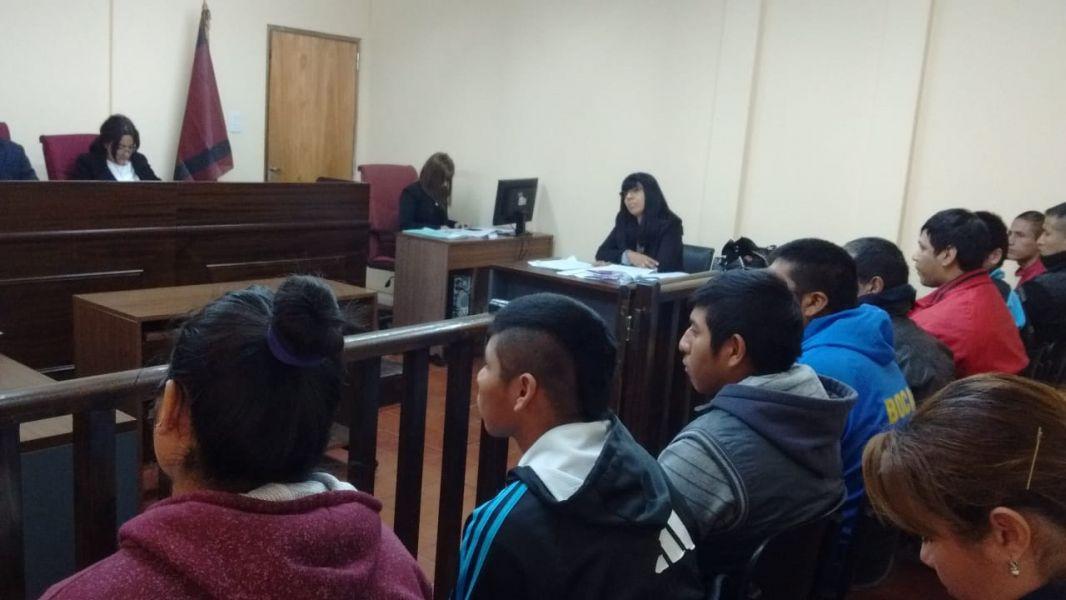 Los autores de los ataques a una familia de Colonia Santa Rosa, en su mayoría jóvenes, fueron condenados por jueces de la Sala II  de Orán.