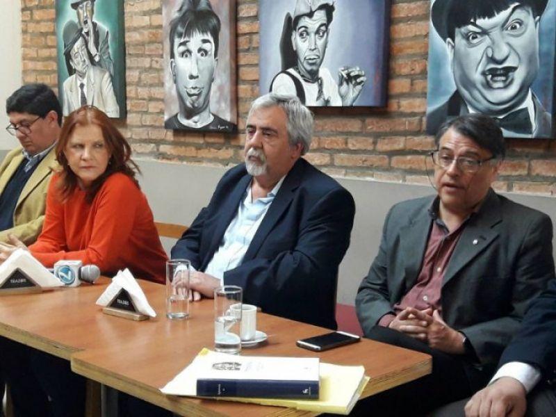 """Luis Zavaleta encabezaba la lista Evolución Radical, había planteado un fraude electoral y la justicia la rechazó por """"prematura""""."""