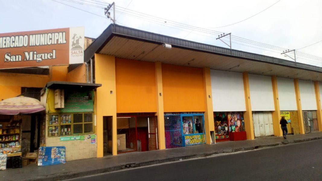 Además del cambio de color del Mercado San Miguel deberán presentar la nueva disposición de la cartelería.