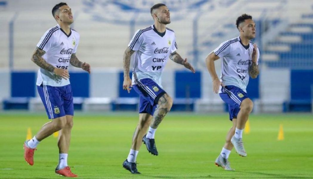 Argentina enfrenta hoy a Irak pensando en Brasil