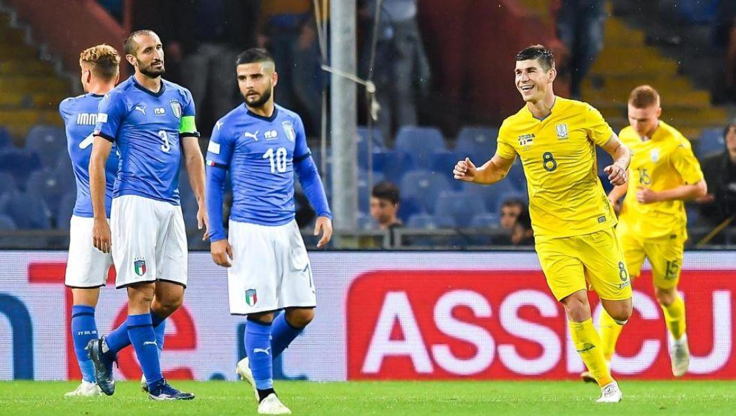Los rostros de Chielini y Bernadeschi dicen todo.