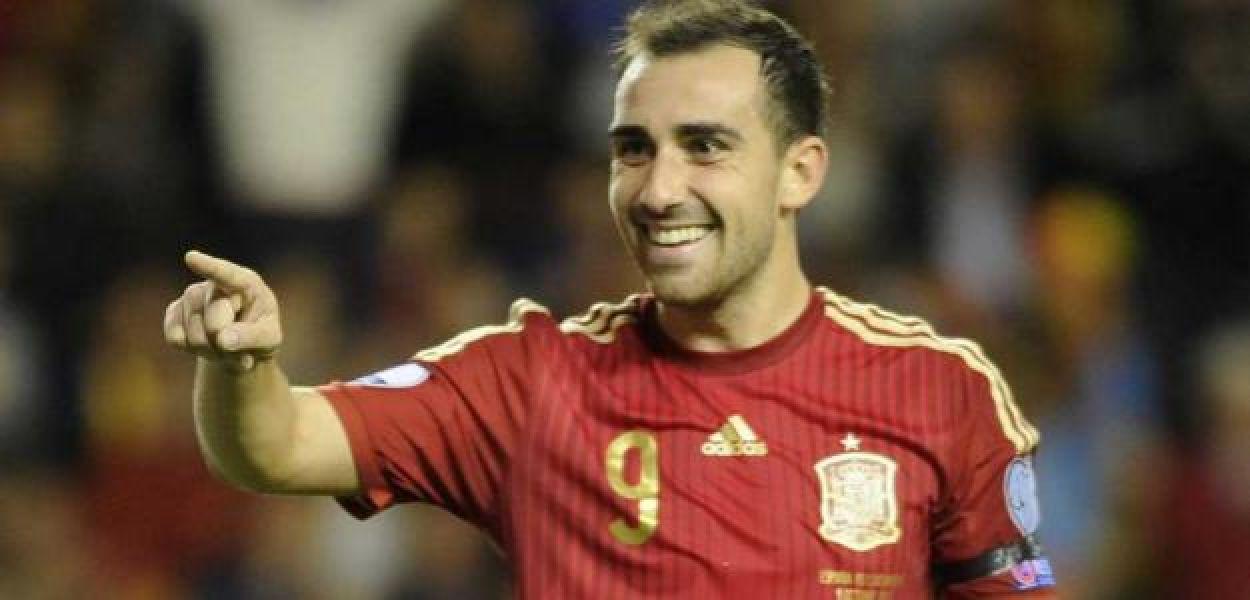 Paco Alcacer, el goleador de España.