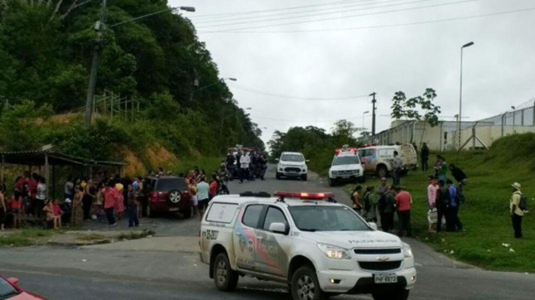 Violencia inusitada en una carcel de Manaos, Brasil, con descuartizamientos y decapitaciones.